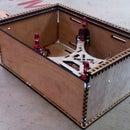 Flone Quadcopter Transportation Box
