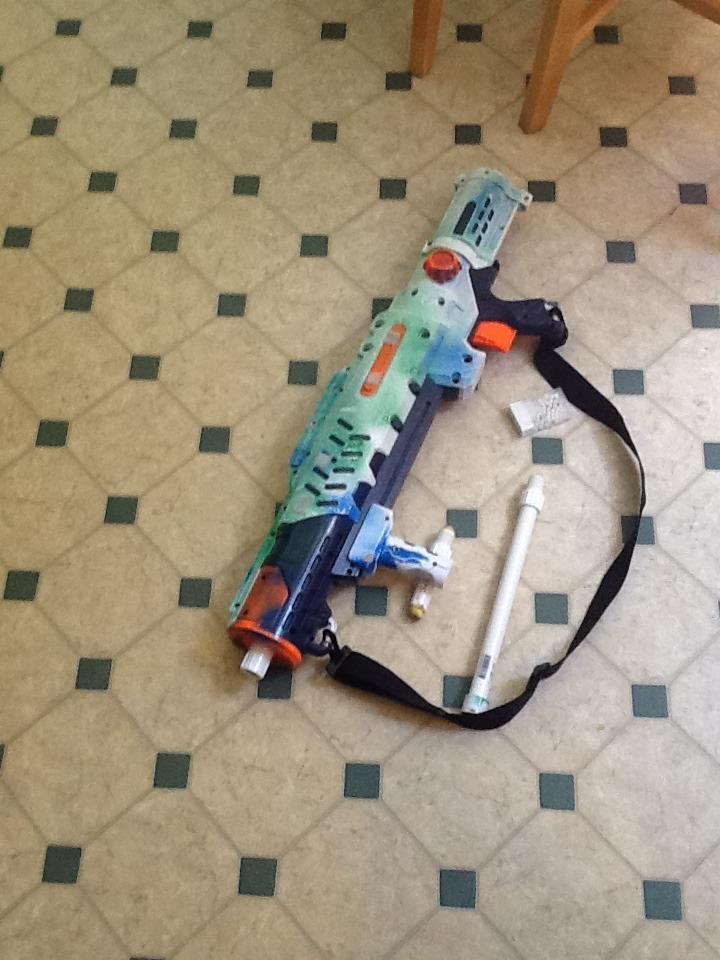 Picture of Hydro Cannon Sniper Rifle Mod