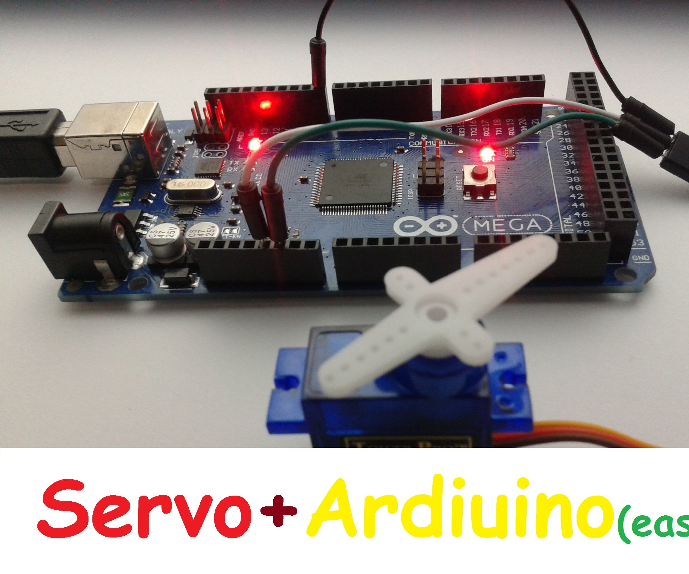 Picture of Mini and Micro Servos: