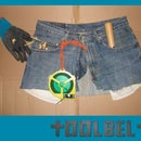 Jeans tool belt