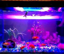 Aquarium LED Lighting || High Intensity || Enhance Fish Colour