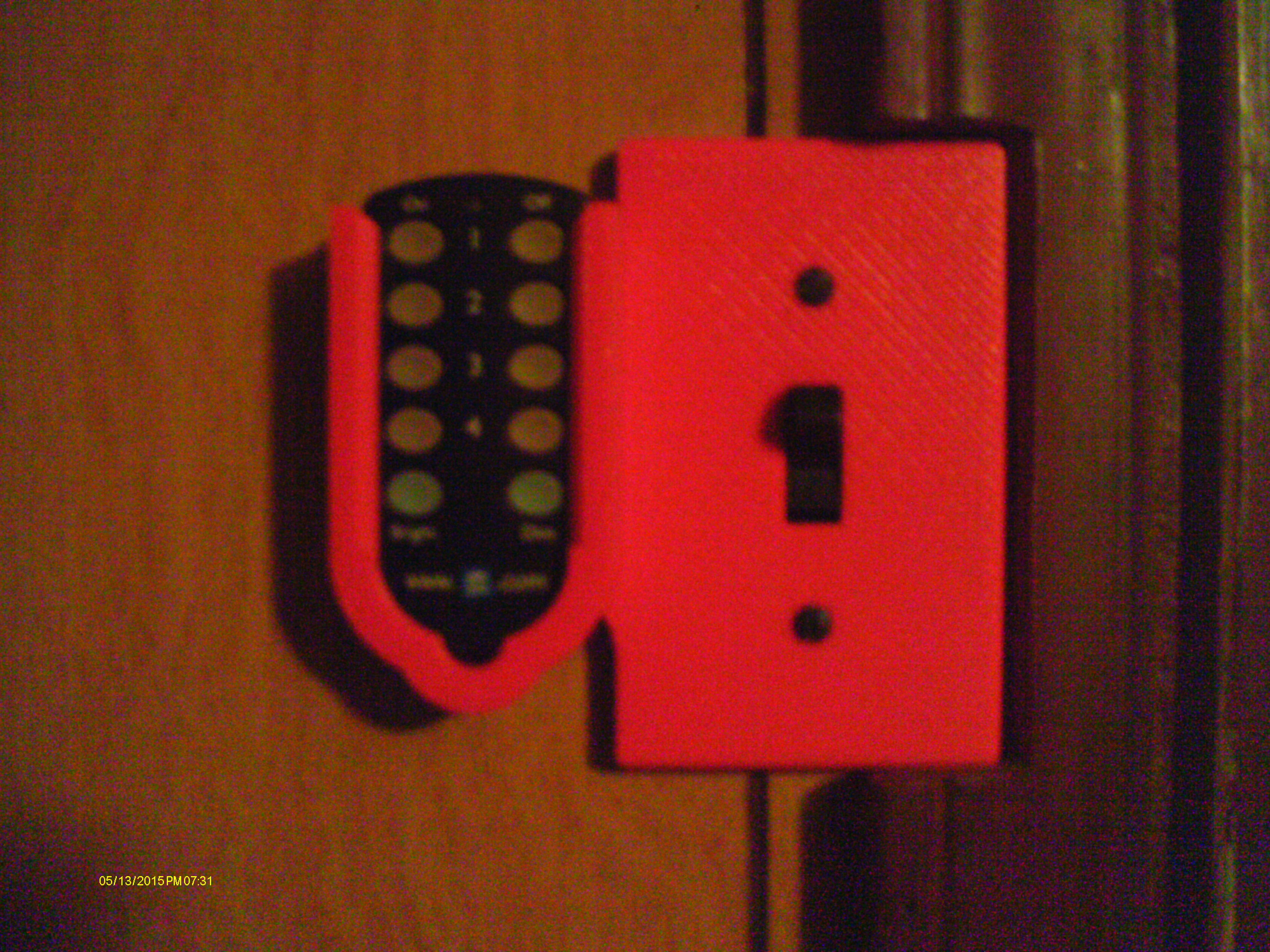 Picture of X-10 Key Chain Remote Station