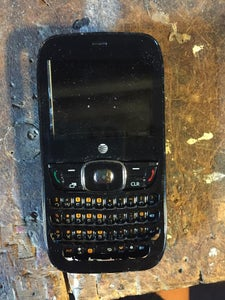 Take Apart the Old Phone