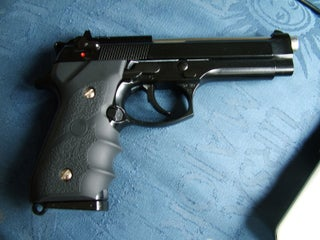 Basic Gas Blow Back Airsoft Pistol Maintenance: FIeld Stripping and Lubricating.