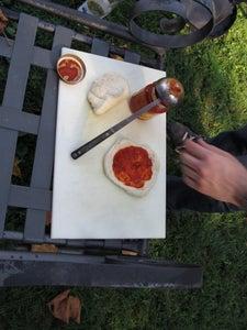 Prepare Your Pizza.