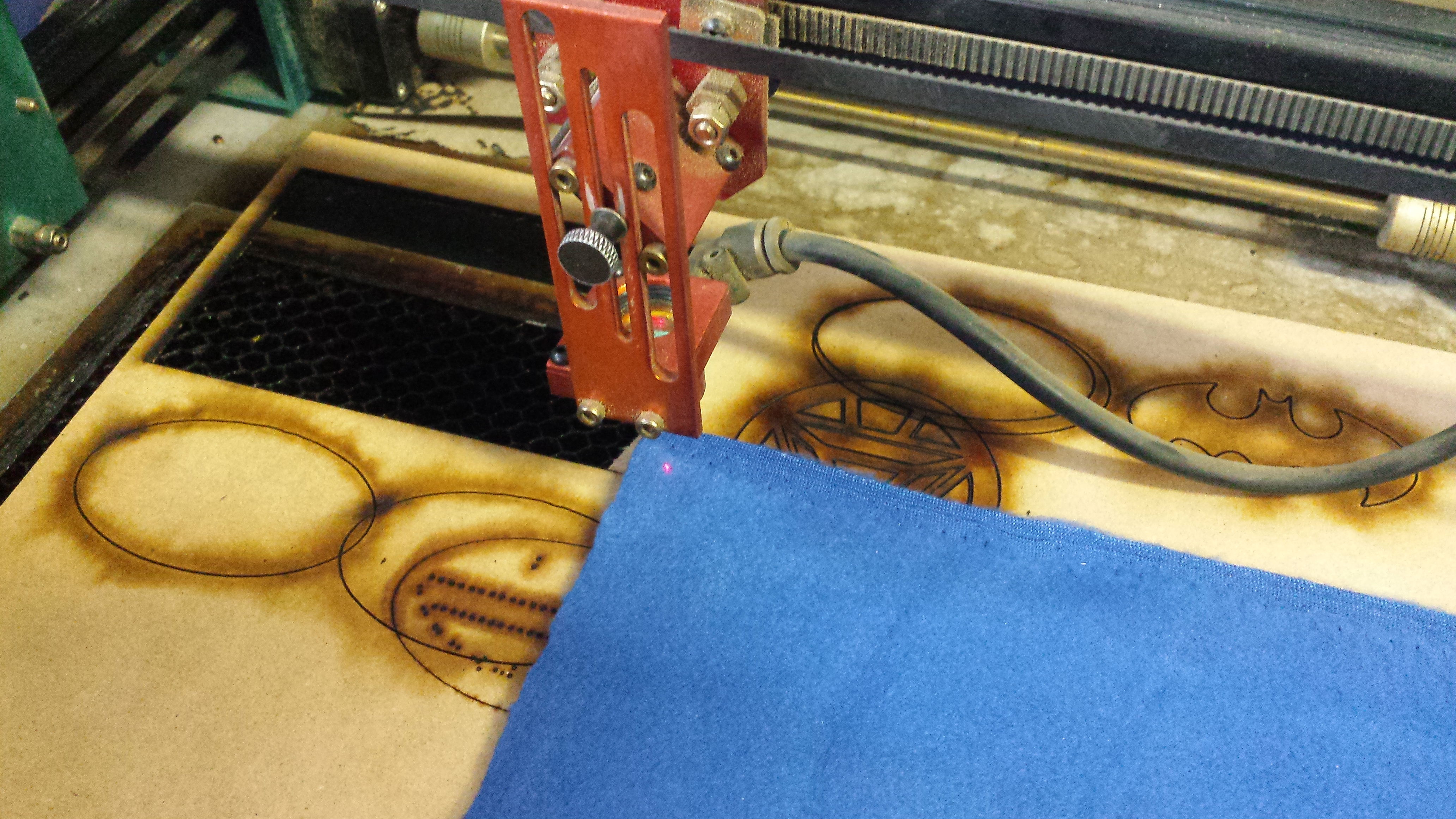 Picture of Cutting Felt/fabric