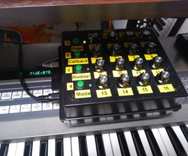 (almost) Universal MIDI SysEx CC Programmer (and Sequencer...)