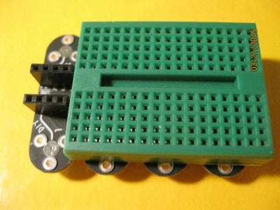 Adding Headers and a Breadboard