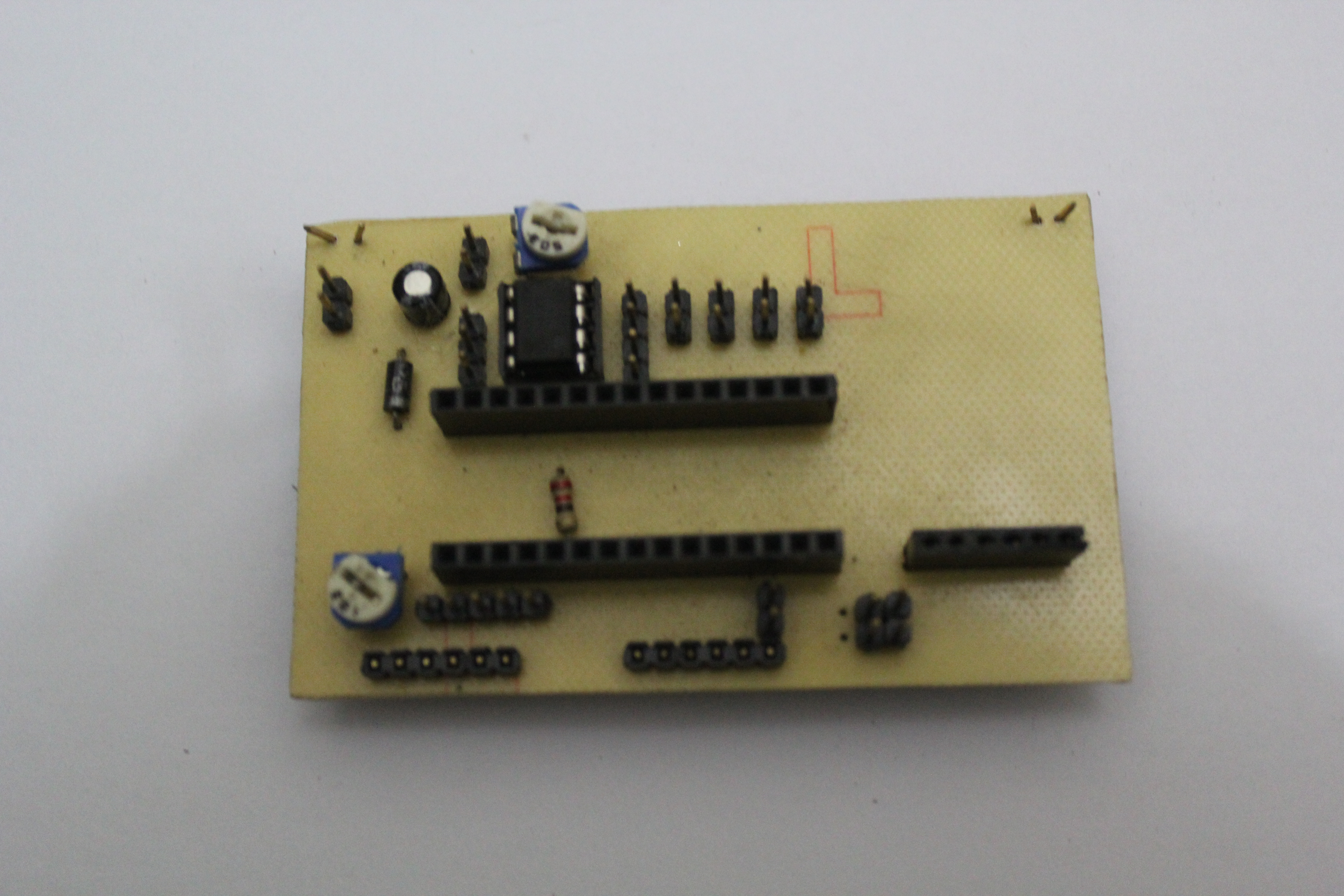 Picture of Bulid the PCB