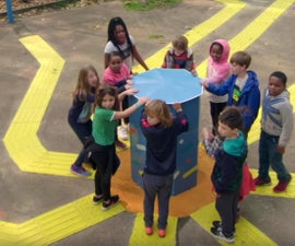 Making a Digital Playground - Inclusive for Blind Children