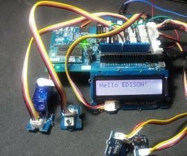 Edison Web Server
