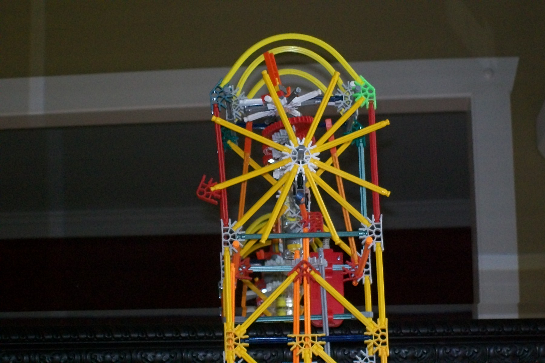 Picture of Knex Grandfather Clock
