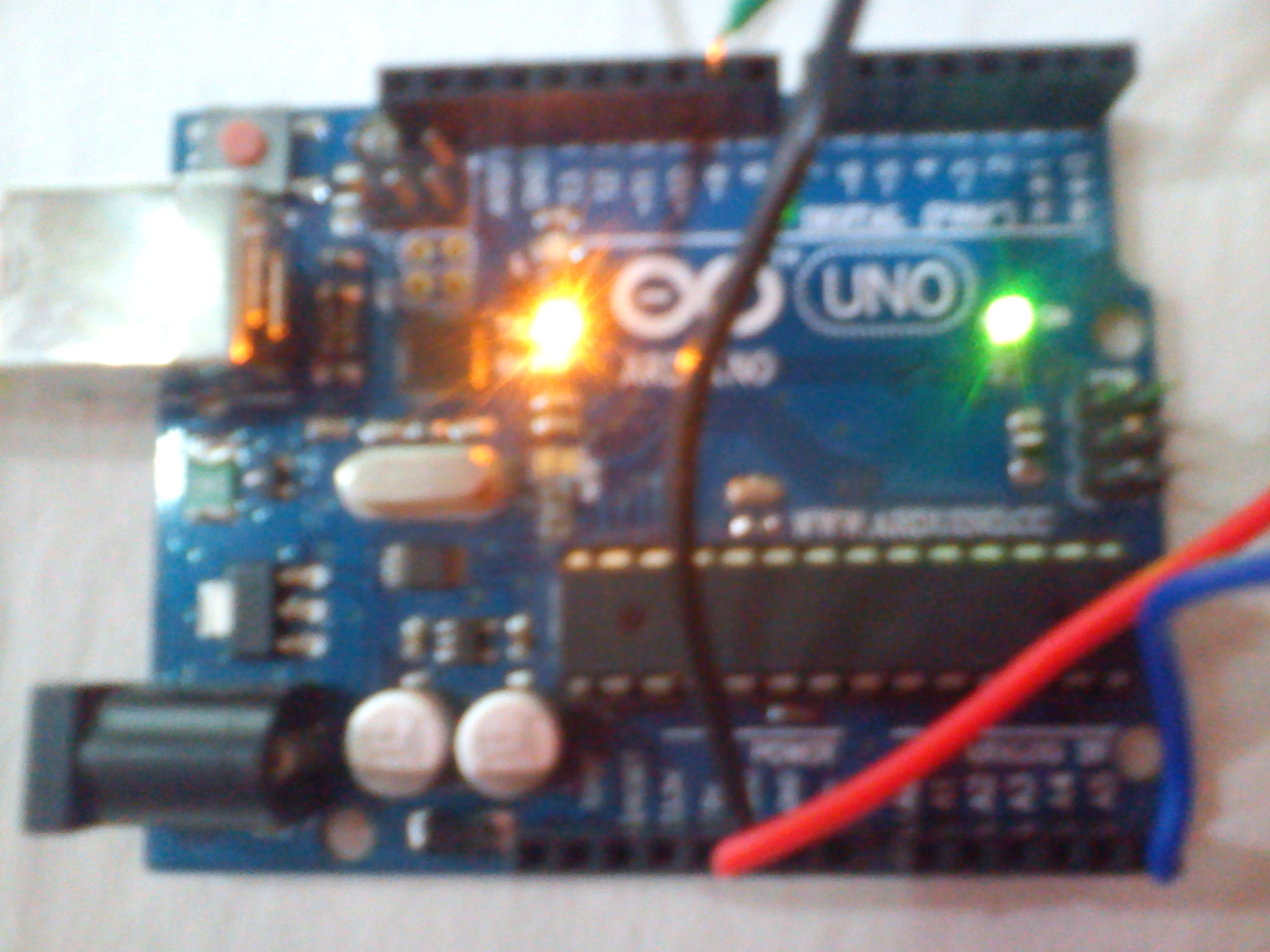 Picture of Coding and Caliberating the Sensor