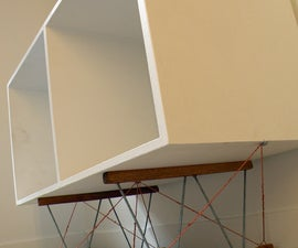 Two-Cube Credenza