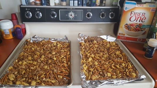Bake Chex Mix