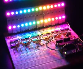 RainBoard - RGB LED Rainbow Fader