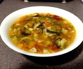 Minestrone (Soup)