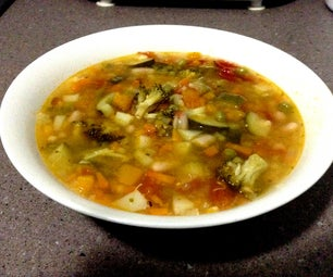 Minestrone (Soup)
