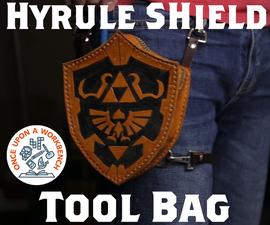 Legend of Zelda Tool Bag