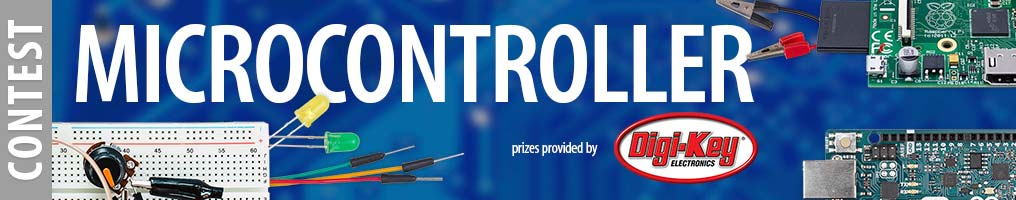 Microcontroller Contest 2017