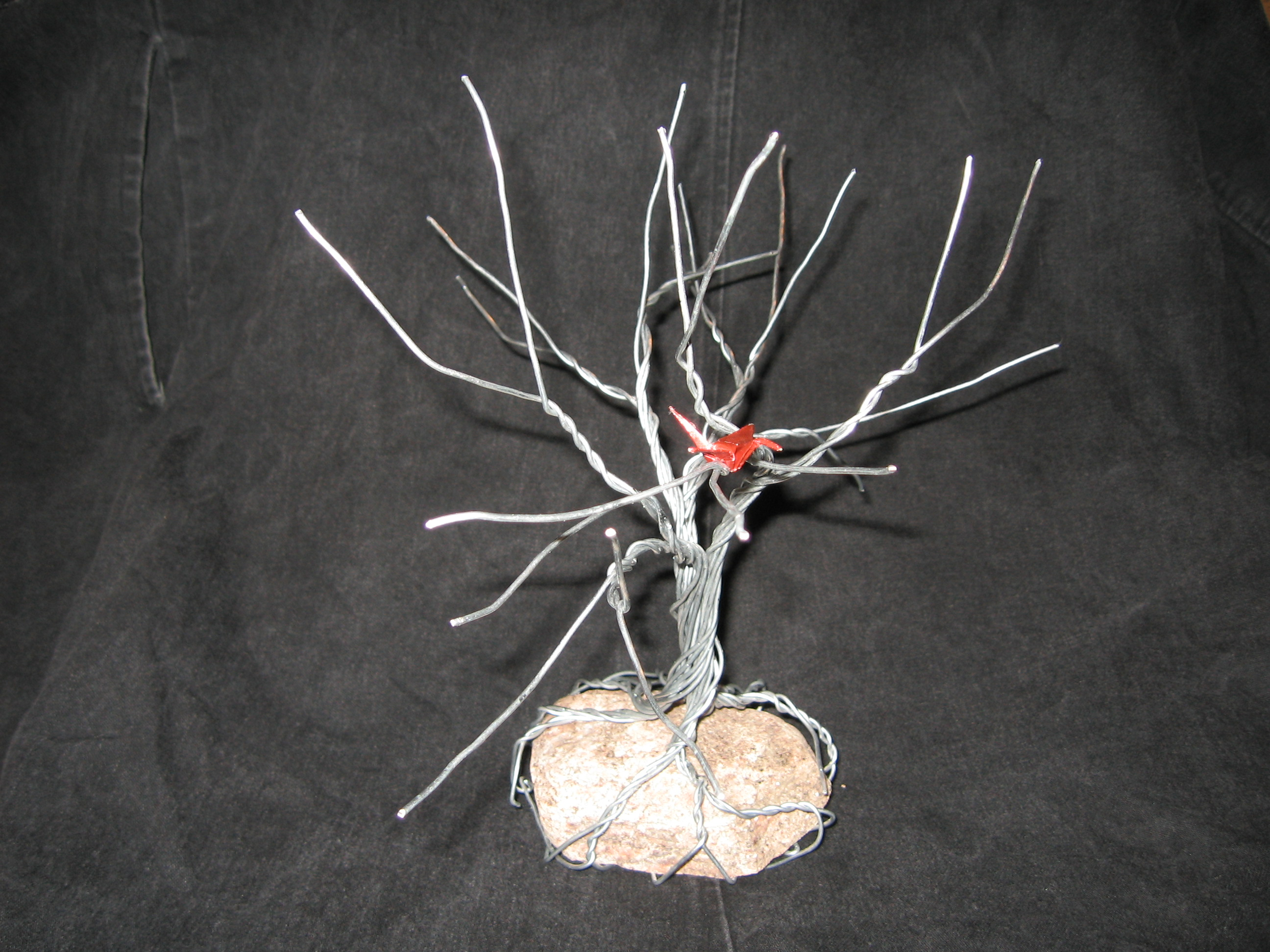 Picture of Wire Tree Sculpture