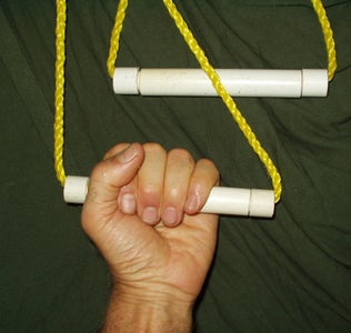 ROPE EXERCISE HANDLES