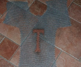 A faster way of making chainmail