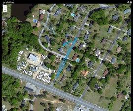 ESP8266 Uploads GPS Position to Adafruit IO