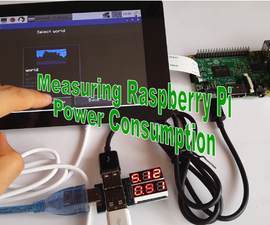 Measuring Raspberry Pi Power Consumption