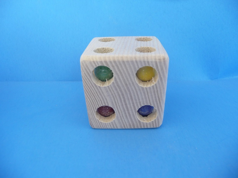Picture of Option #3 Small Cube