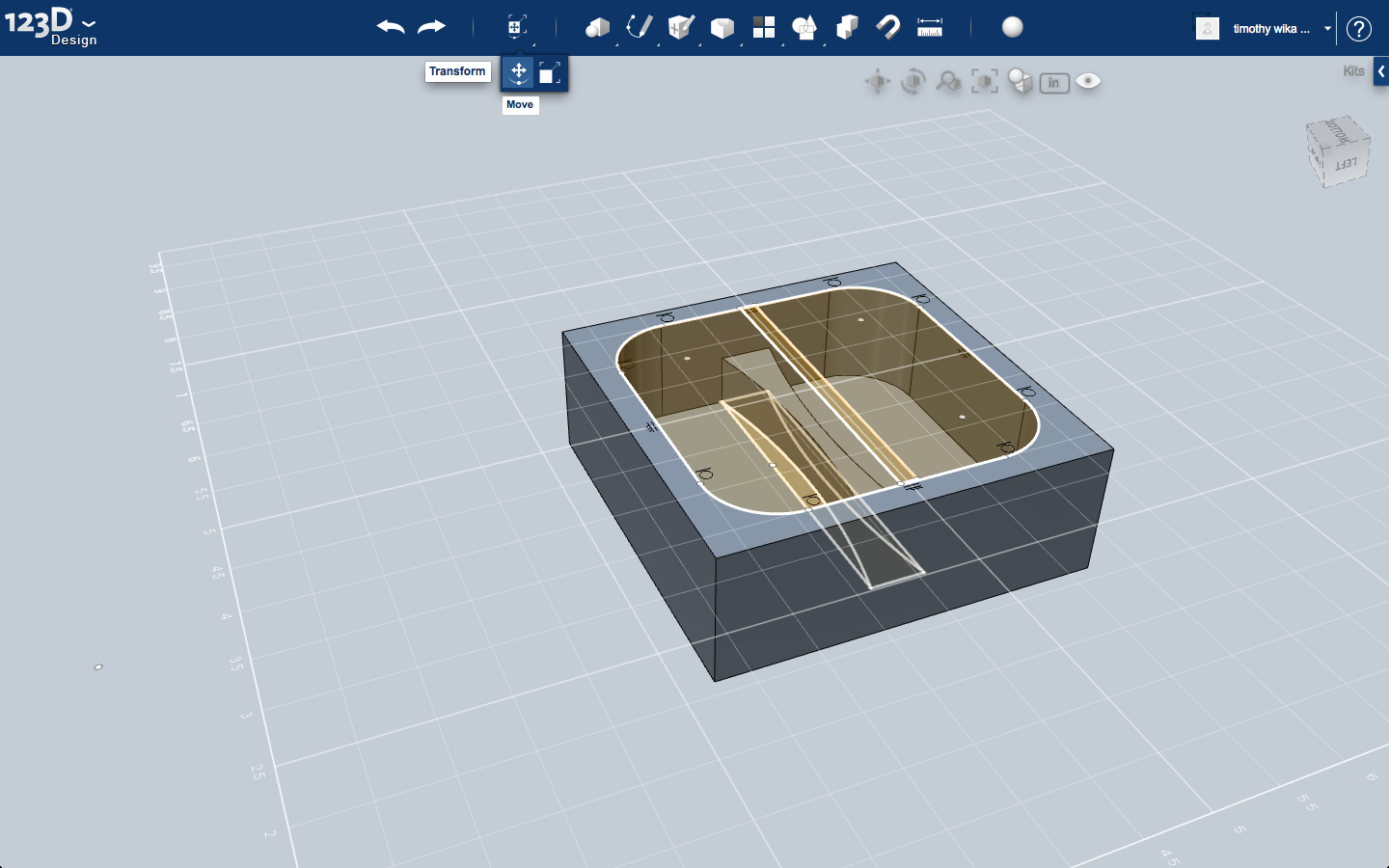 Picture of Creating a Mold From Your Object