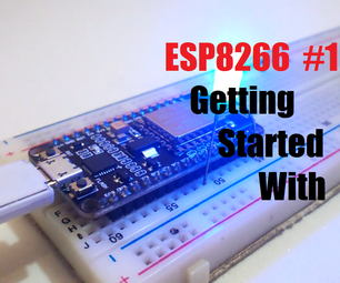 ESP8266-NODEMCU $3 WiFi Module #1- Getting Started With the WiFi