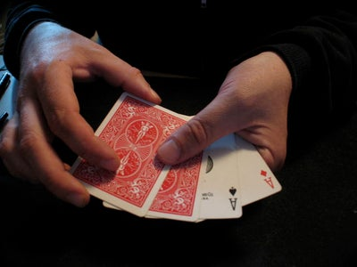 Ace of Hearts Turns Face Down