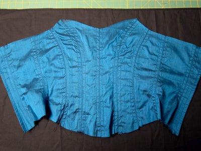 Cut Facing or Binding Fabric