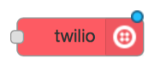 Picture of Sending SMS With Node-RED Twilio
