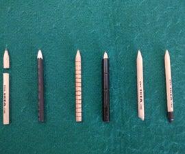 6 Unusual Uses for Ikea Pencils