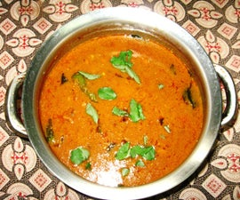 Tasty and Spicy Cowpeas Curry