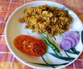 Slow Cooked Chicken Biryani