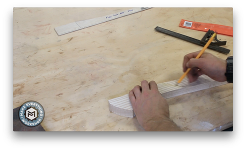 Layout the Inlay