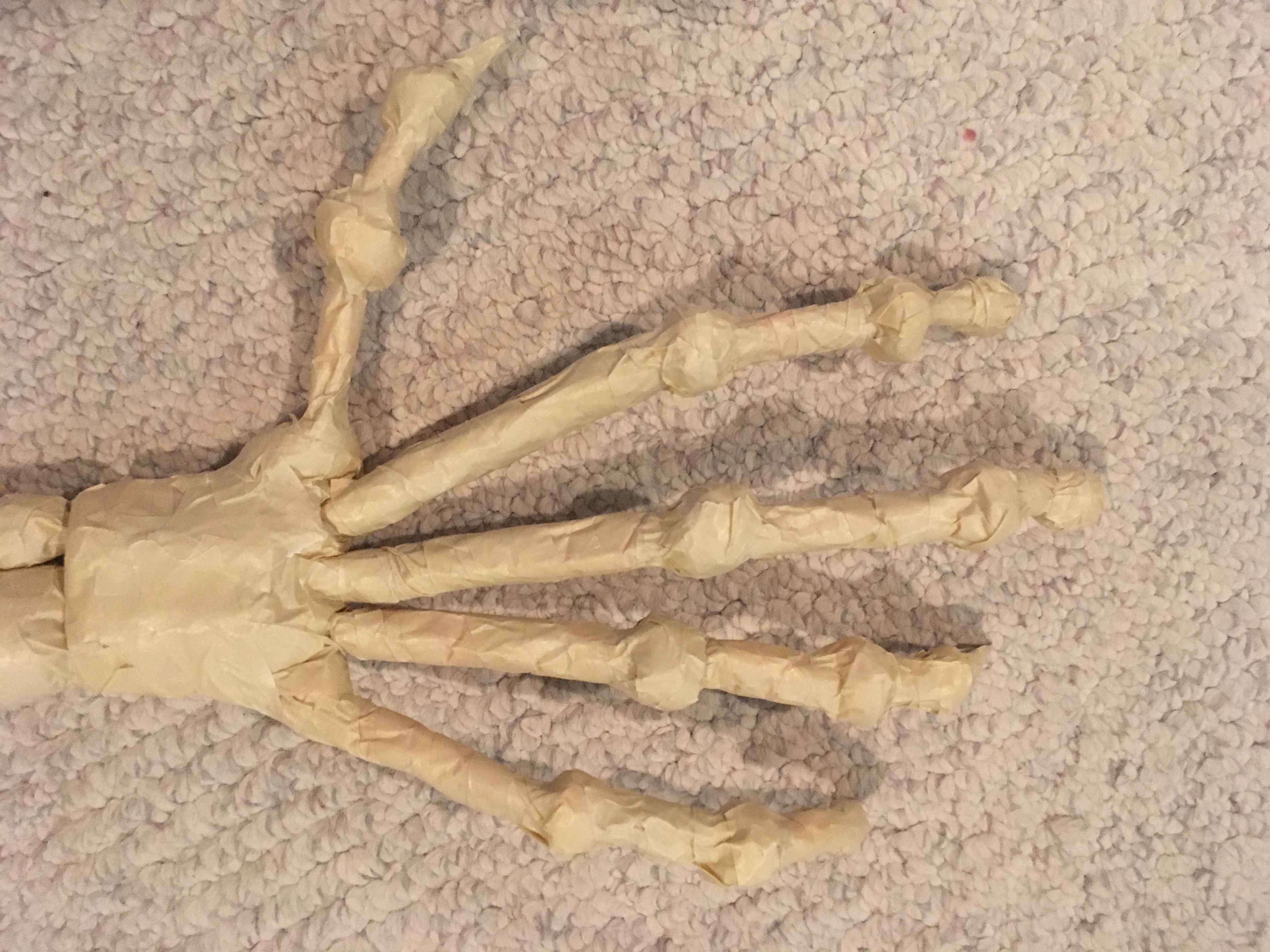 Picture of Gnarled Hands