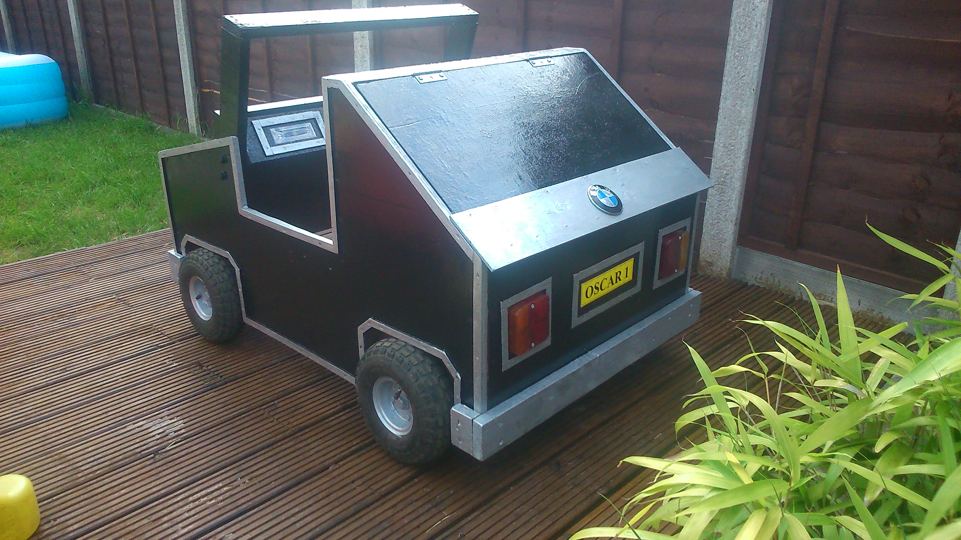 Picture of Garden Car Toy Box