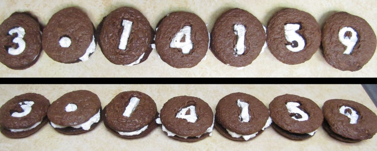 Delicious Whoopie Pi Pies