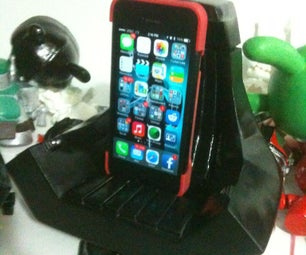 Imperial Throne Phone Docking Station
