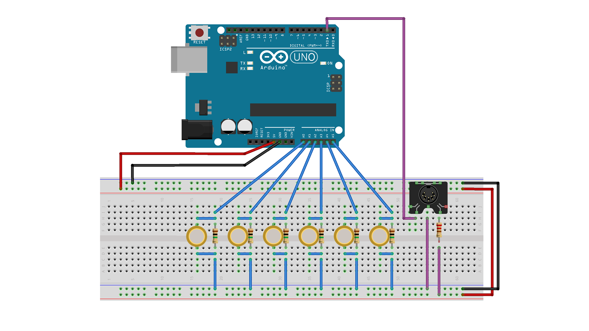 Picture of Create a Shield for the Arduino