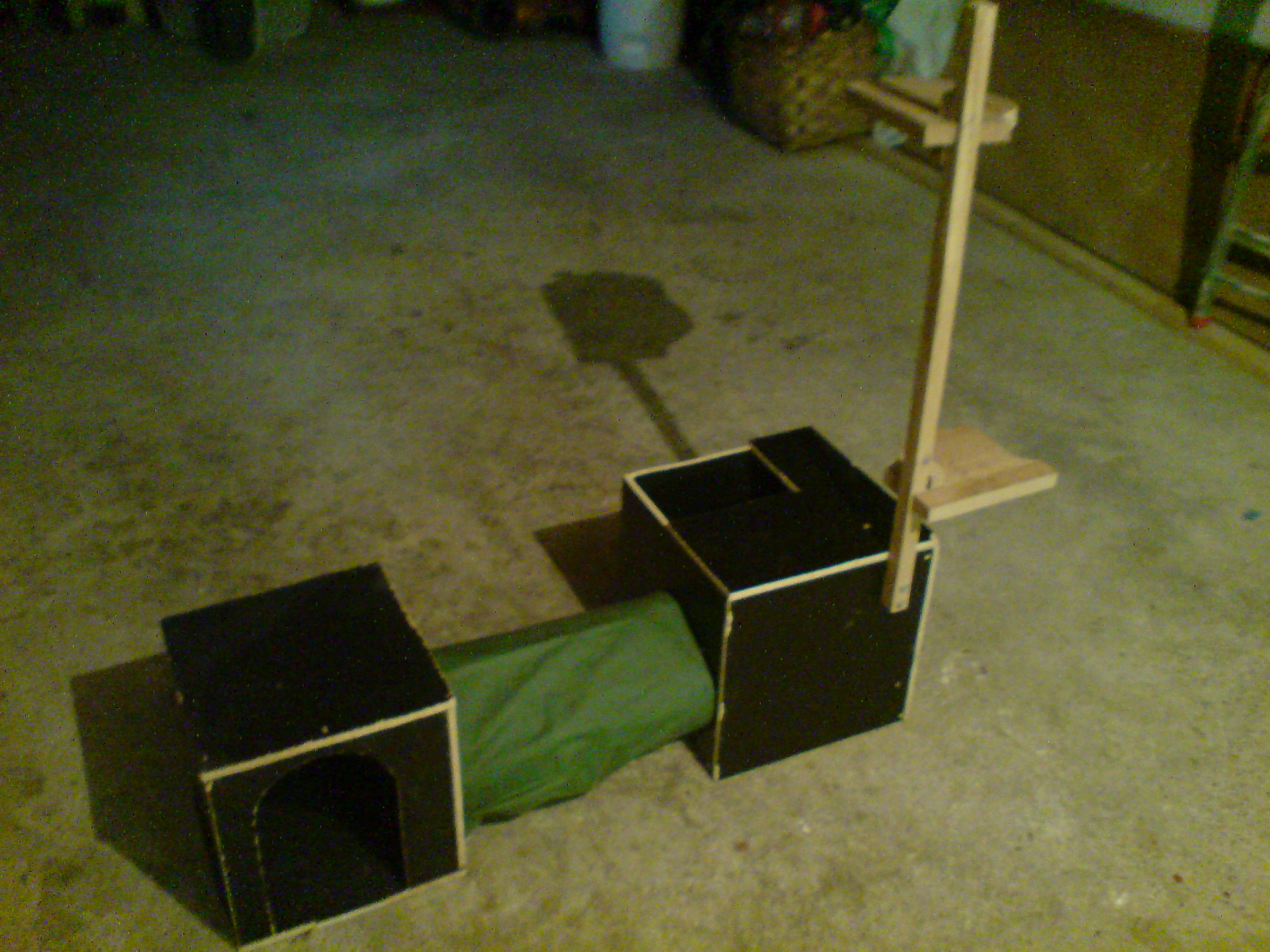 Picture of Cat's Playground - House