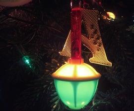 Bubble Christmas Light Repair