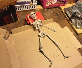 Articulating a skeleton