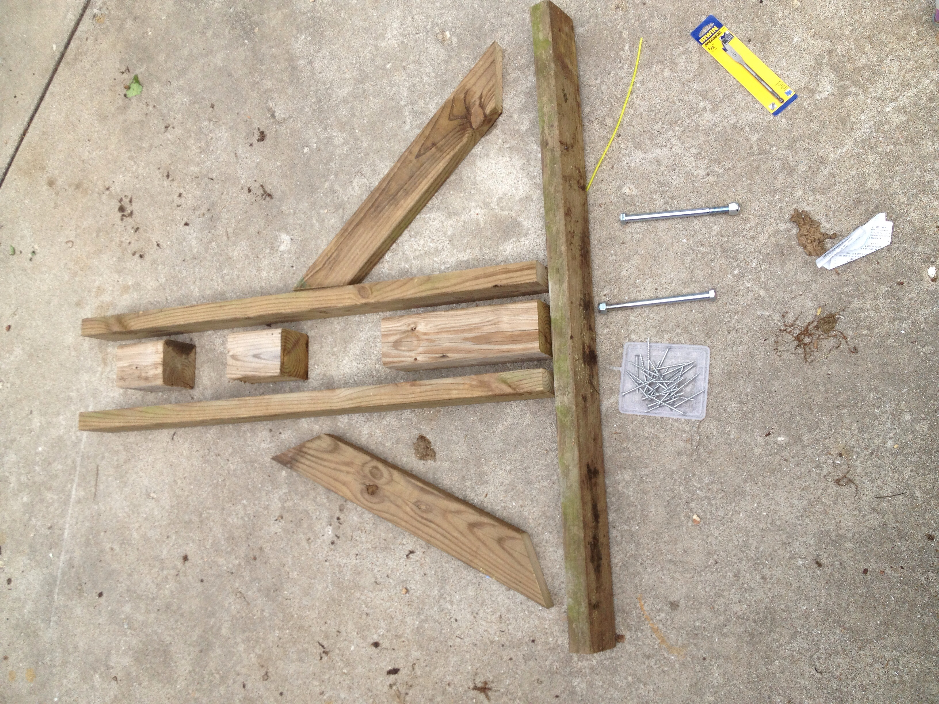 Picture of Plan the A-Frame
