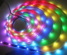Everymans Simple WS2801 RGB LED Strip Controller