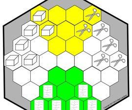 Rock, Paper, Scissors - the board game.